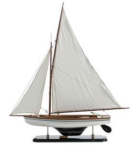 maquette de bateau, voilier, runabout Yare & Bure yacht - 70cm Premier Ship Models Quirao idées cadeaux
