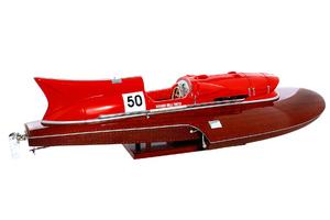 maquette de bateau, voilier, runabout Arno XI - 25 cm Kiade Quirao idées cadeaux