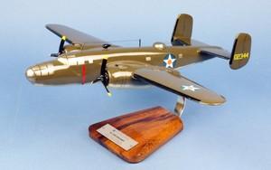 maquette d'avion B-25B Mitchell Tokyo Raid J.Doolittle - 45 cm Pilot's Station Quirao idées cadeaux