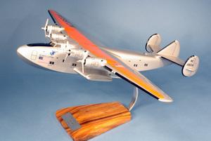maquette d'avion Boeing 314 Atlantic Clipper - PAA- 64 cm Pilot's Station Quirao idées cadeaux