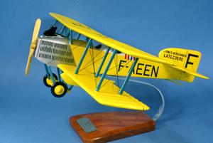 maquette d'avion Breguet XIV - Ligne Latécoère- 56 cm Pilot's Station Quirao idées cadeaux