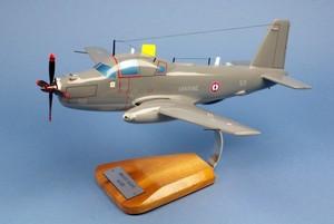 maquette d'avion Breguet Alizé  Br.1050 - Marine - 35 cm Pilot's Station Quirao idées cadeaux