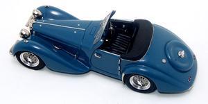 miniature de voiture Bugatti 57S Vanvooren Cabriolet 2 places 1937 Challange Quirao idées cadeaux