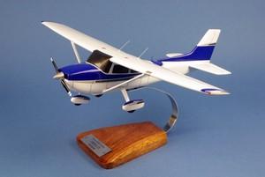 maquette d'avion Cessna 172 Skyhawk - Civil - 46 cm Pilot's Station Quirao idées cadeaux