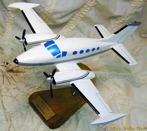 maquette d'avion Cessna 421 Golden Eagle Pilot's Station Quirao idées cadeaux