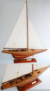 maquette de bateau, voilier, runabout Columbia - 60 cm Old Modern Handicrafts Quirao idées cadeaux