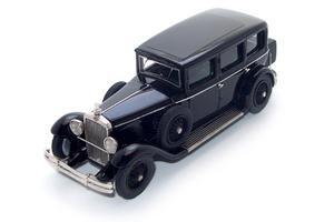 miniature de voiture Delage D8 Limousine 1929 Challange Quirao idées cadeaux