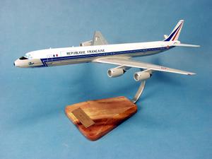 maquette d'avion Douglas DC-8-72   03.060 Esterel - 47 cm Pilot's Station Quirao idées cadeaux