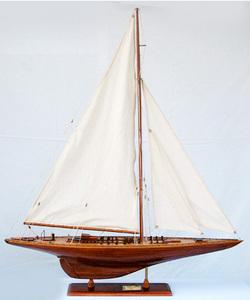 maquette de bateau, voilier, runabout HMS Endeavour - 100 cm Old Modern Handicrafts Quirao idées cadeaux