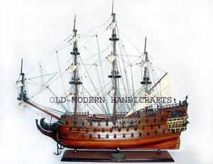maquette de bateau, voilier, runabout Furieux (Le) - (coque 60 cm) Old Modern Handicrafts Quirao idées cadeaux