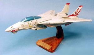 maquette d'avion Grumman F-14 Tomcat - USN  Sundowner  - 46 cm Pilot's Station Quirao idées cadeaux
