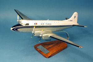 maquette d'avion De Havilland 114 Heron Air Paris F-BRSK Pilot's Station Quirao idées cadeaux