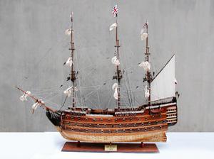 maquette de bateau, voilier, runabout HMS Victory - 140 cm Old Modern Handicrafts Quirao idées cadeaux