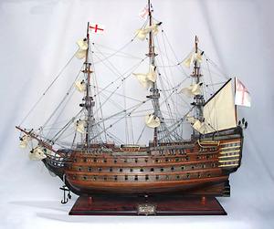 maquette de bateau, voilier, runabout HMS Victory - (coque 80 cm) Old Modern Handicrafts Quirao idées cadeaux