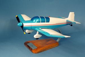 maquette d'avion Jodel - Civil - 45 cm Pilot's Station Quirao idées cadeaux