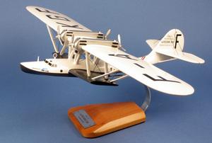 maquette d'avion Latécoère Laté.300 - Croix du Sud - 37 cm Pilot's Station Quirao idées cadeaux