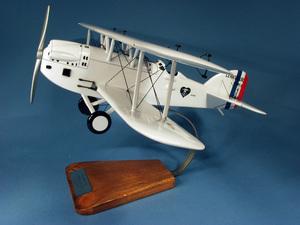 maquette d'avion Levasseur PL- 8  Oiseau Blanc  - 52 cm Pilot's Station Quirao idées cadeaux