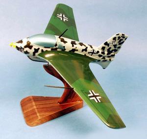 maquette d'avion Messerschmitt Me.163 Komet - Luftwaffe - 49 cm Pilot's Station Quirao idées cadeaux