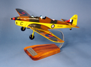 maquette d'avion Miles 14A Magister - 43 cm Pilot's Station Quirao idées cadeaux