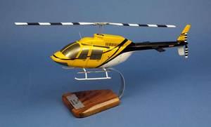 maquette d'helicoptère Bell 206 A Jet Ranger - 1/24 Pilot's Station Quirao idées cadeaux