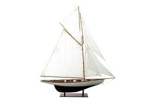 maquette de bateau, voilier, runabout Moonbeam - 75 cm Kiade Quirao idées cadeaux