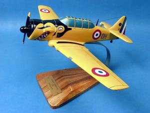 maquette d'avion North American  T-6G Texan - EALA 72 - 45 cm Pilot's Station Quirao idées cadeaux