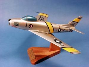 maquette d'avion North American F.86 Sabre - USAF Pilot's Station Quirao idées cadeaux