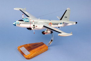 maquette d'avion Lockheed P2V7 Neptune - Marine Française Pilot's Station Quirao idées cadeaux