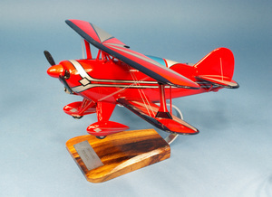 maquette d'avion Pitts Special S2 - Civil - 38 cm Pilot's Station Quirao idées cadeaux