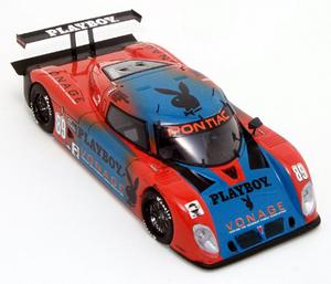 miniature de voiture Pontiac Riley  Pacific Coast  Daytona 2006 Challange Quirao idées cadeaux