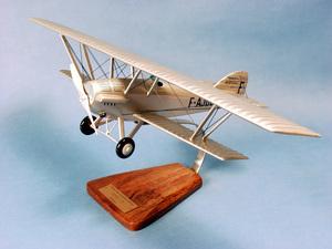 maquette d'avion Potez 25 TOE - Aéropostale  H.Guil- 53 cm Pilot's Station Quirao idées cadeaux