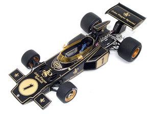 miniature de voiture Lotus 72D Formule 1 GP France 1972 1/20e Provence Miniatures Quirao idées cadeaux