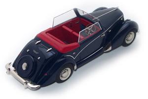 miniature de voiture Salmson S4 cabriolet / convertible Rouge Challange Quirao idées cadeaux