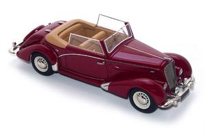 miniature de voiture Salmson S4 cabriolet / convertible Bleue Challange Quirao idées cadeaux