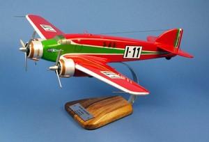 maquette d'avion Savoia-Marchetti S.79SC Corsa  Istres-Damas-Paris  - 55 cm Pilot's Station Quirao idées cadeaux