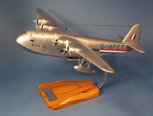 maquette d'avion Short S.30 Empire Imperial Airways - 48 cm Pilot's Station Quirao idées cadeaux