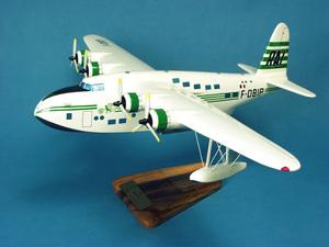 maquette d'avion Short Sunderland / Bermuda Class - R.A.I - 44 cm Pilot's Station Quirao idées cadeaux