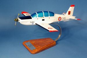 maquette d'avion Epsilon TB.30 - EPAA 315 Cognac- 35 cm Pilot's Station Quirao idées cadeaux