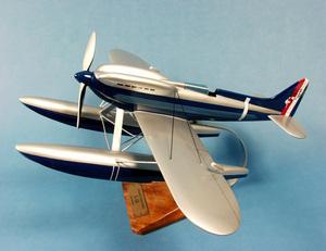 maquette d'avion Supermarine S.6B - Racer - 47 cm Pilot's Station Quirao idées cadeaux