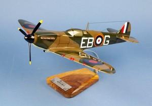 maquette d'avion Spitfire MK.IA 41Squ Eric Stanley Lock - 47 cm Pilot's Station Quirao idées cadeaux