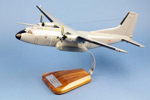 maquette d'avion Transall  C-160  NG perche gris - 41 cm Pilot's Station Quirao idées cadeaux