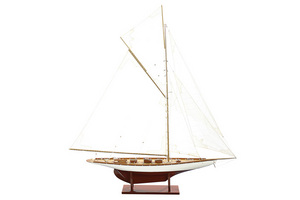 maquette de bateau, voilier, runabout Tuiga - 50 cm Kiade Quirao idées cadeaux