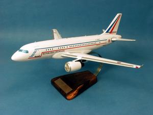 maquette d'avion Airbus A.319-CJ ETEC 65 Gael - 43 cm Pilot's Station Quirao idées cadeaux