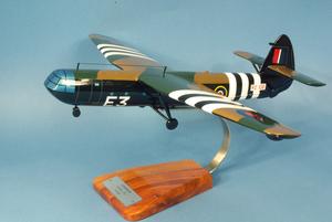 maquette d'avion Horsa Airspeed MK.I - RAF Pilot's Station Quirao idées cadeaux