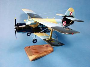 maquette d'avion Antonov 2 Kukuruznik (Colt) -Poland - 40 cm Pilot's Station Quirao idées cadeaux