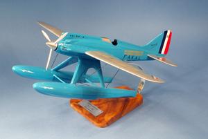 maquette d'avion Avions Bernard H.V-120  Trophy Schneider  - 50cm Pilot's Station Quirao idées cadeaux