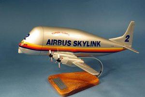maquette d'avion Boeing 377SGT Super Guppy – 47cm Pilot's Station Quirao idées cadeaux