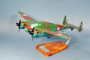 maquette d'avion Breguet 693 - F.A.F - 48 cm Pilot's Station Quirao idées cadeaux