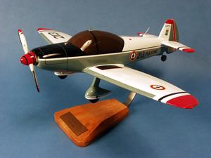 maquette d'avion Cap 10B French Navy 50.S - 47 cm Pilot's Station Quirao idées cadeaux