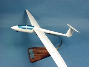 maquette d'avion Centrair 201 Marianne Planeur - 77 cm Pilot's Station Quirao idées cadeaux